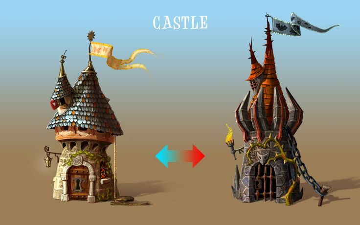 castles from giana sisters