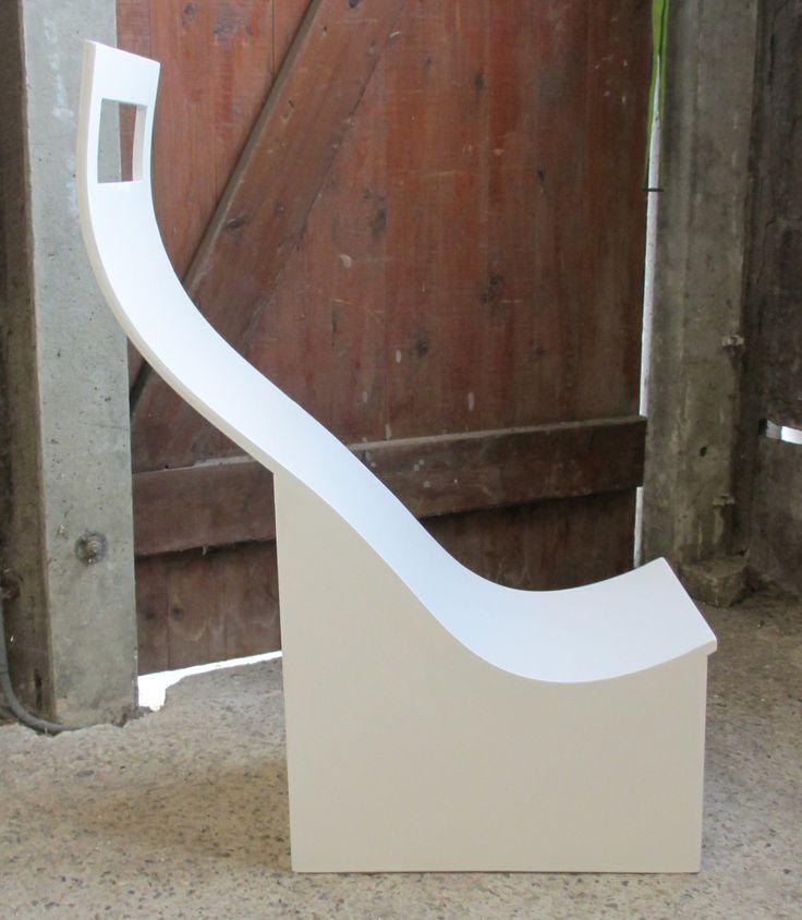 Selfmade chair