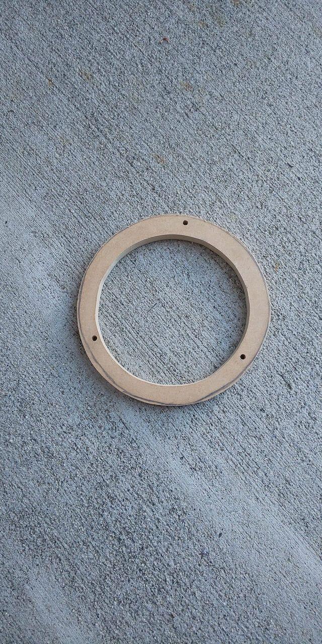 インナーバッフルを自作する方法 材料はmdf ぶーぶろぐ カーオーディオ 自作 ウーハー