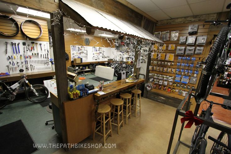 41 best images about Bike Shops and Shop fitting ideas on ...