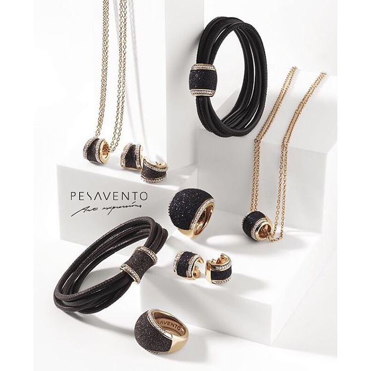 The new diamond collection from #pesavento  is dazzling and will be available for the holidays .  #pesavento #jewelry #sterlingsilver #fashion #trend #bracelet #rings #earrings #luxury #luxurylifestyle #madeinitaly #rosegold #diamonds #womensfashion #womenstyle