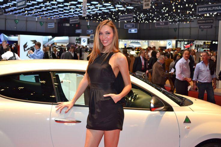 Photo Un petit sourire pour Automobile Propre ?
