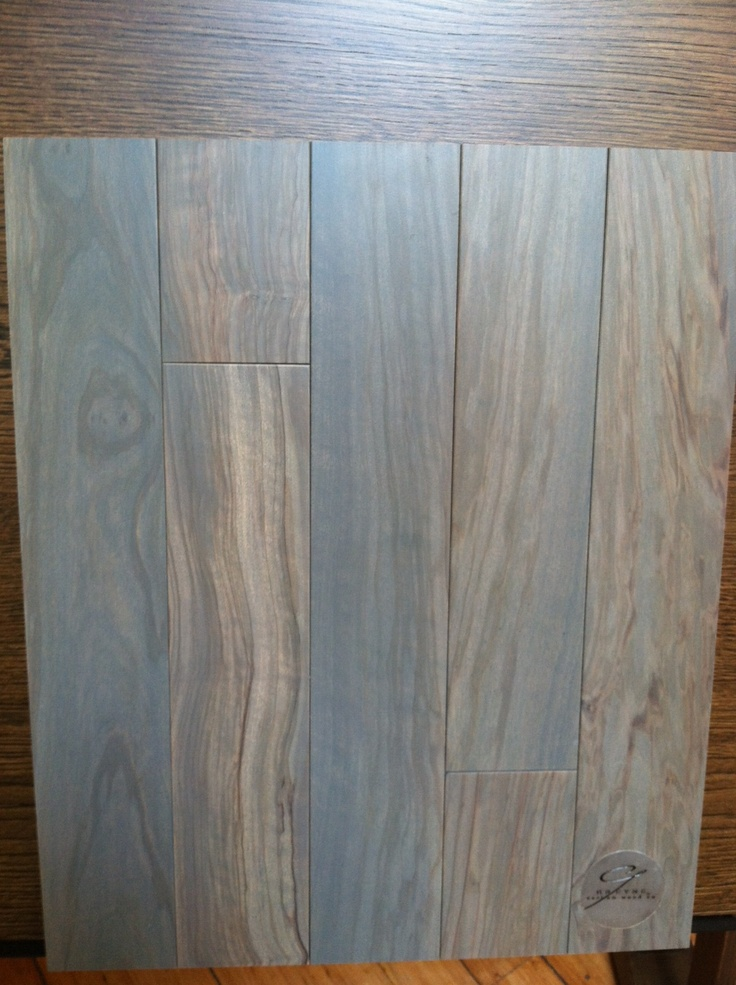 This Is Tuscany Olive Wood S New Gray Stain It S A Tricky