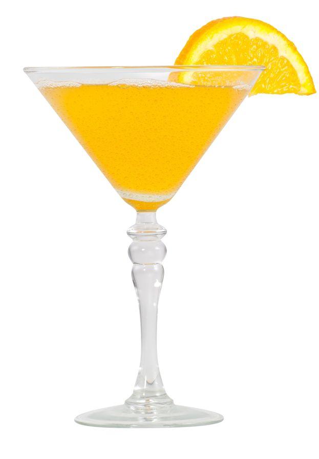 Orange Tangerine Martini Recipe  - Monin