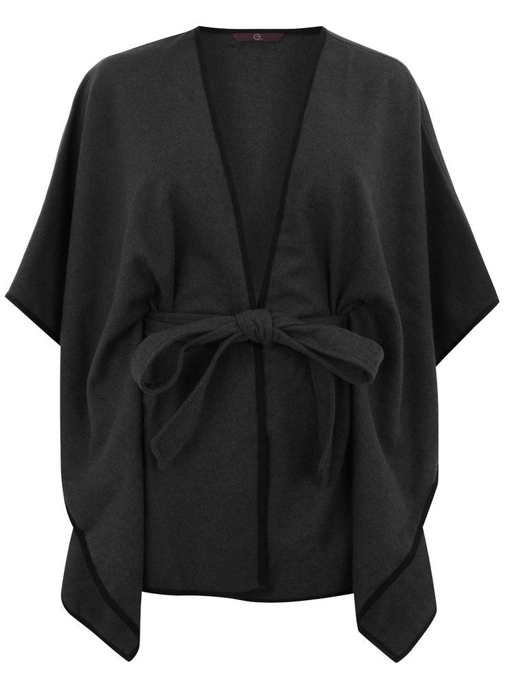 Un manteau dans lequel on s'envelopperait bien tout l'hiver... Il est disponible jusqu'en taille 58/60 chez Evans // Wrap yourself in this beautiful plus-size coat from Evans ( http://www.ma-grande-taille.com/evans-mt), available up to a UKsize 30/32! Costs 29,50£