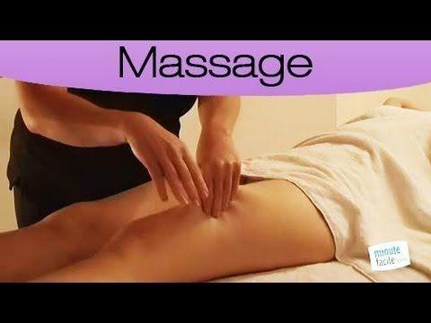 Pratiquer un Massage anti-cellulite - YouTube