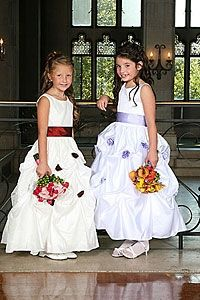 Flower Girl Dresses - Sweetie Pie Collection- Flower Girl Dress / Communion Style 390