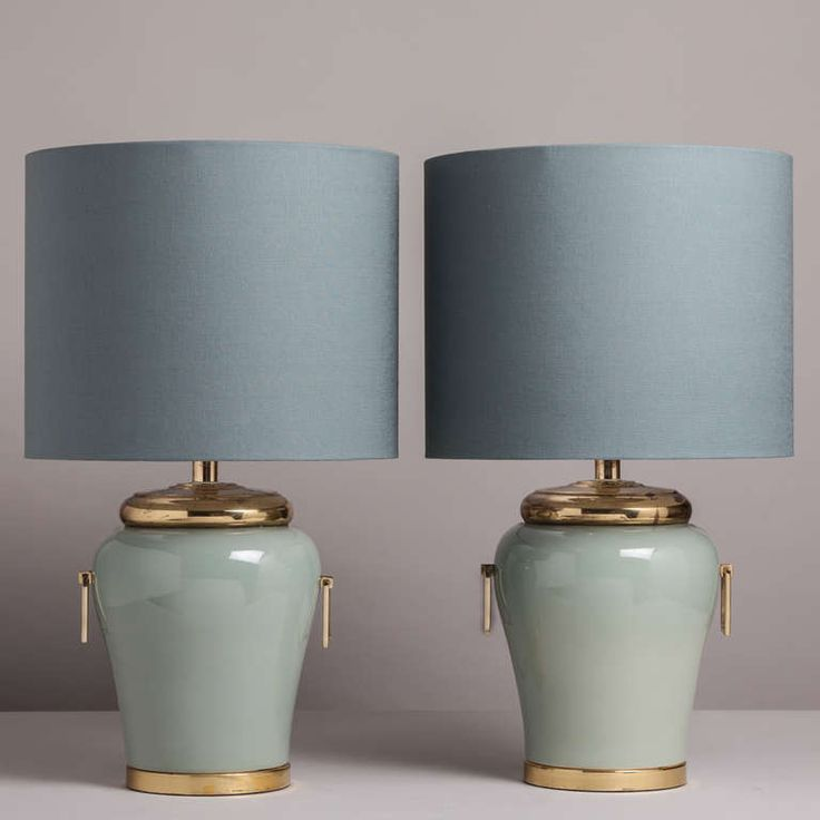 53 best ceramic lamps images on pinterest ceramic lamps table a pair of ceramic table lamps with brass mounts 1960s from a unique collection of aloadofball Choice Image
