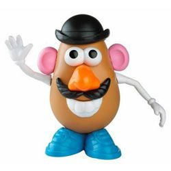 Pediatric / School-Based Therapy Resource of the Week: Mr. Potato Head - Pinned by #PediaStaff. Visit http://ht.ly/63sNt for all our pediatric therapy pins