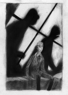 SLAM BLOGSMA: The Shadow Over Innsmouth (Sam Bosma).