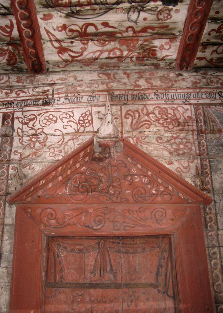 Pyhämaa Old Church