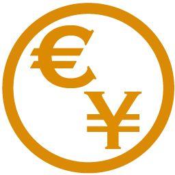 Cambio euro yen: gap down e nuovamente in congestione