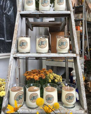 Excelsior Candle Company makes everyday moments extraordinary. Stop by #LowertownPop on Saturday, March 24th and peruse their lovely candle collection. #ExcelsiorCandleCo was also voted Favorite Maker at #LowertownPop2017.  #candles #candle #handpoured #MNmaker