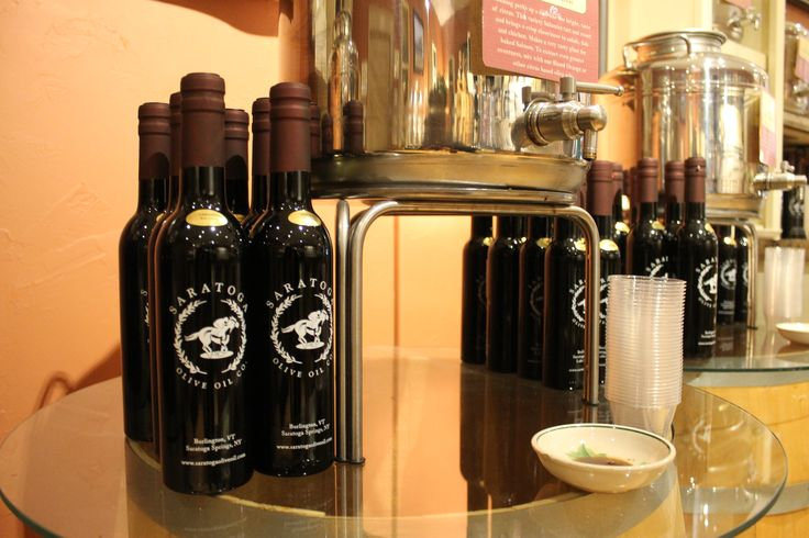 Olive oils, balsamic vinegars and sea salts, oh my! Enjoy the great-tasting products Saratoga Olive Oil Co. offers – you'll fall in love! #shopsaratoga #ILoveSaratoga http://www.saratoga.org/visitors/shopping