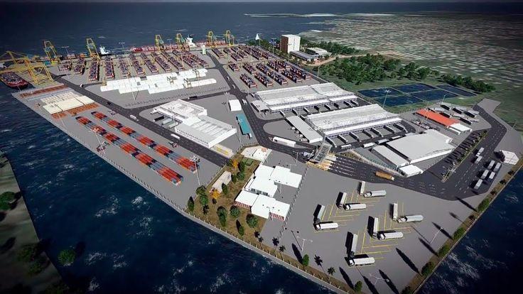 Proyecto Puerto Pisisi -  ubicado en turbo, Puerto de Antioquia Colombia