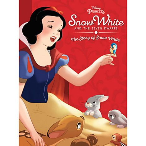 Snow White And The Seven Dwarfs Story Of Book