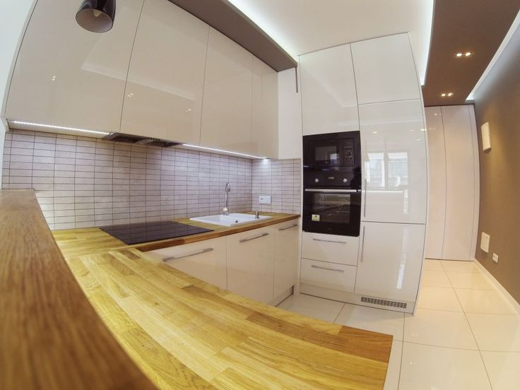 kuchnia na wymiar do kawalerki custom made kitchen to studio with highgloss front #kuchnia #kitchen #kök #połysk #wysokipołysk #white #meble #meblekuchenne #furniture #dom #home #instasize #photooftheday #likeit #warsaw #warszawa #poland #decor