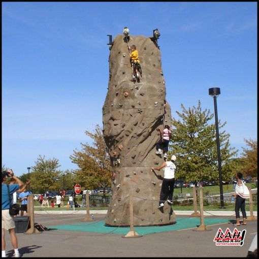Rent Our Hard Surface Challenging Climbing Wall For Your Next Event Or Party This 25 Foot Climbing Wa Climbing Wall Party Rentals Equipment Party Rentals