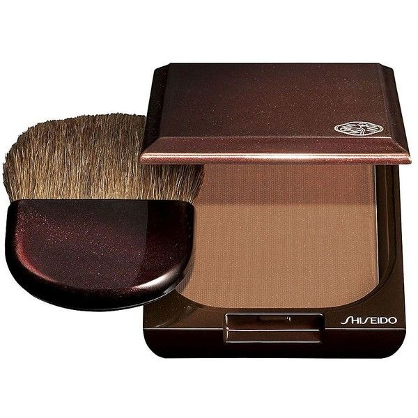 Shiseido Bronzer ($35) ❤ liked on Polyvore featuring beauty products, makeup, cheek makeup, cheek bronzer and shiseido