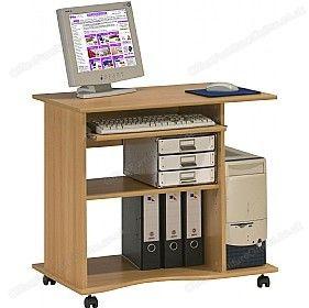 Best 25 Mobile Computer Desk Ideas On Pinterest
