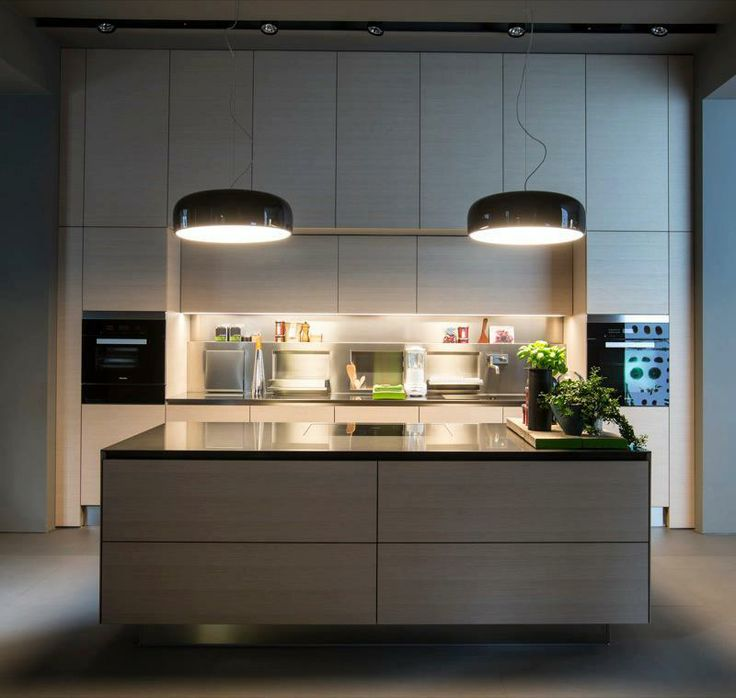 Modern kitchen modern kitchens for Contemporary fitted kitchens