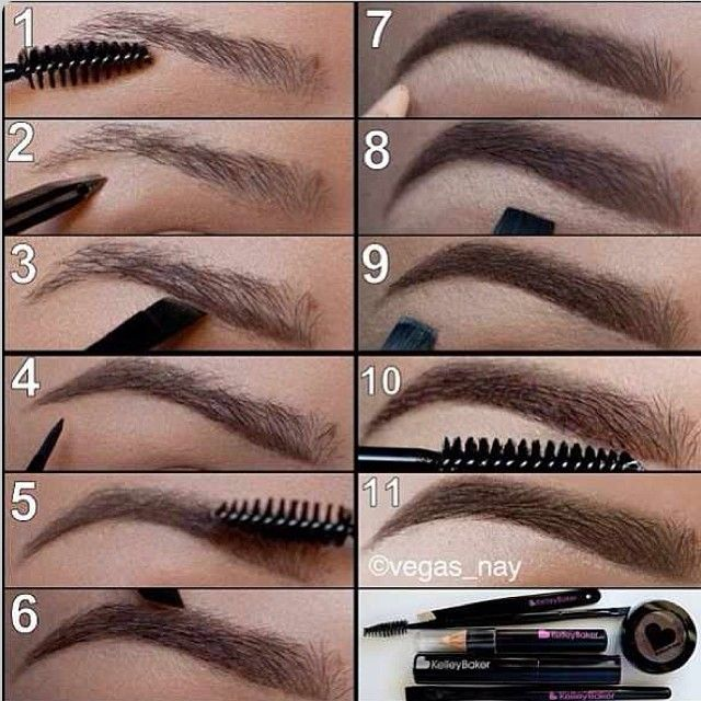 11 pasos para un cambio total en tus cejas. #beauty #belleza #tipsdecamila #eyesbrow #cejas #eyebrowmakeup #maquillaje #Padgram
