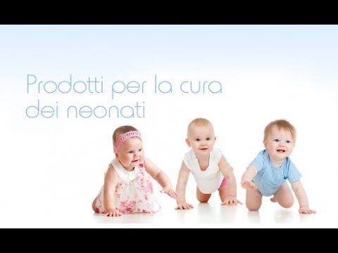 I prodotti per la cura dei neonati - YouTube