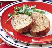 Meatloaf - Amerikaans gehaktbrood, de grote favoriet van mijn zoon :-)