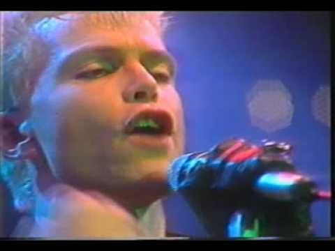 EYES WITHOUT A FACE - Billy Idol - 1984