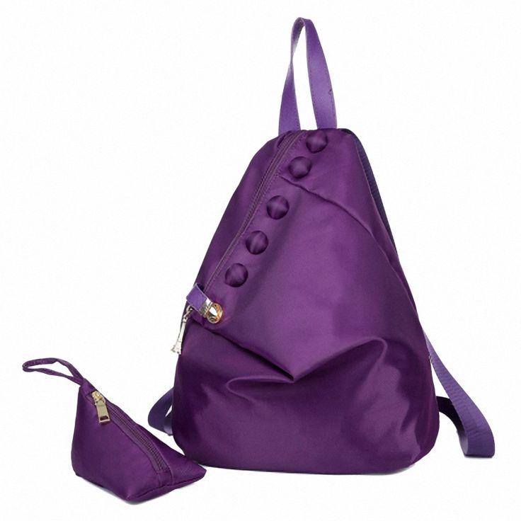 $30.02 (Buy here: https://alitems.com/g/1e8d114494ebda23ff8b16525dc3e8/?i=5&ulp=https%3A%2F%2Fwww.aliexpress.com%2Fitem%2F2016-Hot-Button-Casual-Women-High-Quality-Waterproof-Nylon-Backpack-Large-Capacity-Backpack-Clutch-Bag-for%2F32607487755.html ) 2016 Hot Button Casual Women High Quality Waterproof Nylon Backpack Large Capacity Backpack Clutch Bag for girl Mochila de nylon for just $30.02