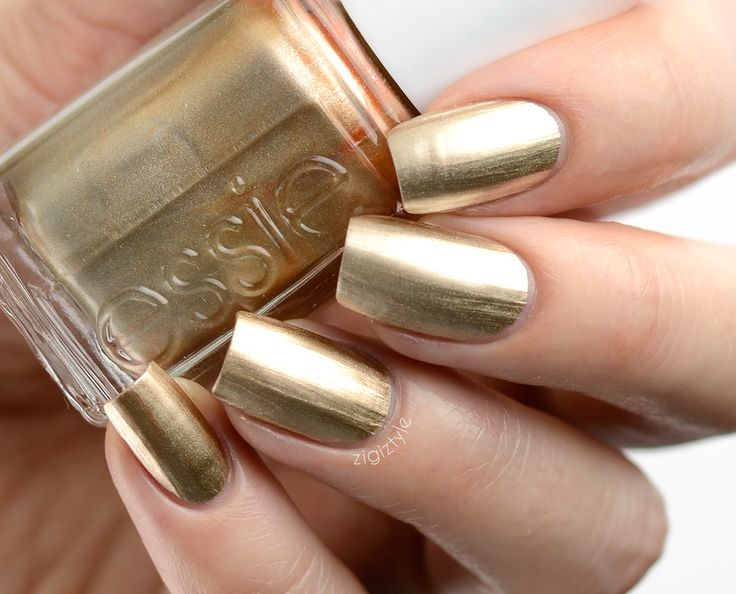 ZigiZtyle: Essie - Good As Gold
