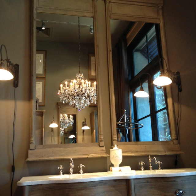 17 Best Bathroom Mirrors Images On Pinterest