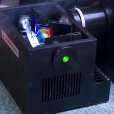 The Optoscan monochromator from Cairn Research is the only instrument of its type to offer control of both centre-wavelength and bandwidth with millisecond time resolution. Combined with Cairn signal processing modules and optical hardware it forms the heart of a powerful and flexible microfluorescence system. Alternatively it can be readily integrated into commercial imaging systems, or custom controlled for bespoke applications.