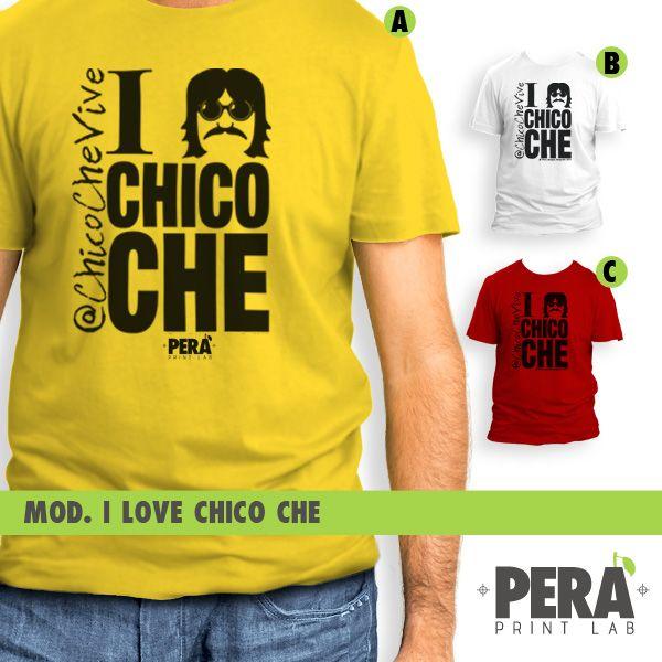 Mod. I Love Chico Che