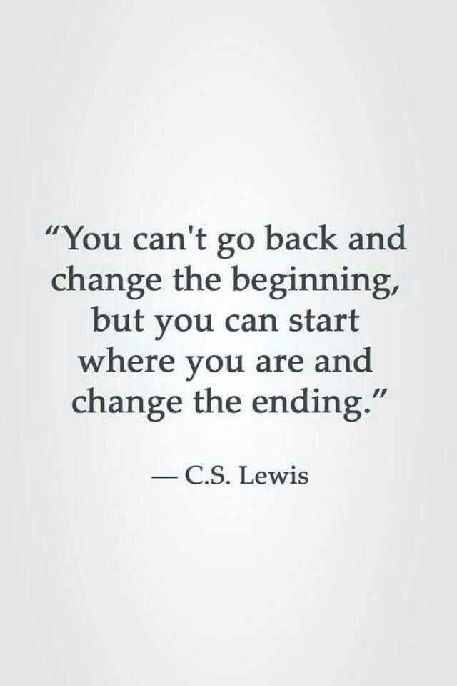 I love C.S. Lewis