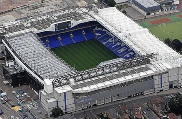 "White Hart Line ""TottenhamHotspur #COYS"