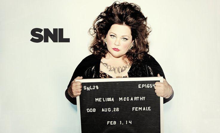 Three-time Saturday Night Live host Melissa McCarthy