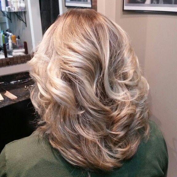 Blended blondes