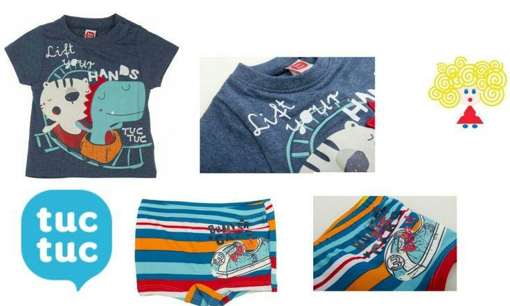 Camisetas y boxer de tuc tuc en www.latitaloca.com  Envios gratis  http://latitaloca.com/es/180-nueva-temporada-tuc-tuc-primavera-verano-2016