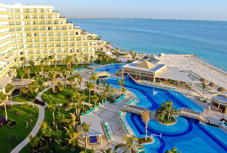 All Inclusive Family Friendly Beach Resorts In Mexico In