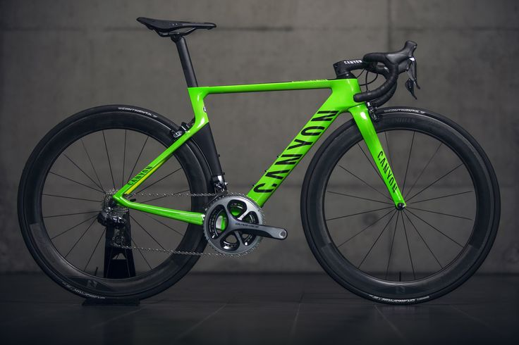 Specialized paintjob changes colour as the temperature rises