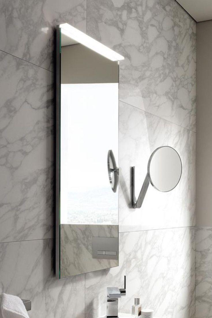 Geberit Xeno Dieser Spiegel Uberzeugt Mit Integrierter Led