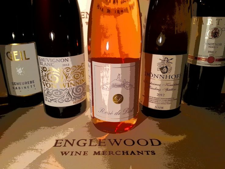 @WinesofGermany aren't just all about Riesling. Check out these other amazing bottles in our One Engle Street Location.