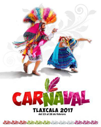 ¡La Magia del Carnaval de Tlaxcala 2017 ha llegado! No te quedes sin verlo #DeFeriaenFeria