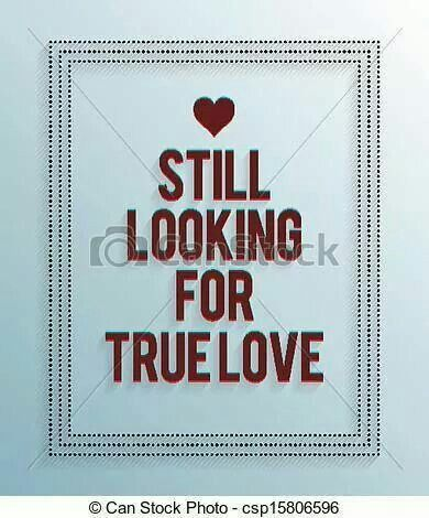 Singles looking for love on facebook