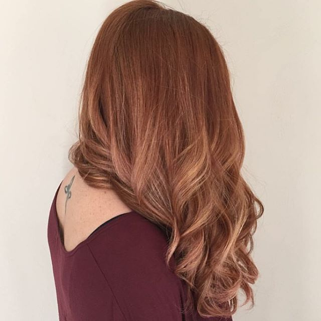 Copper Rose Gold Never Looked So Good Color In 2019