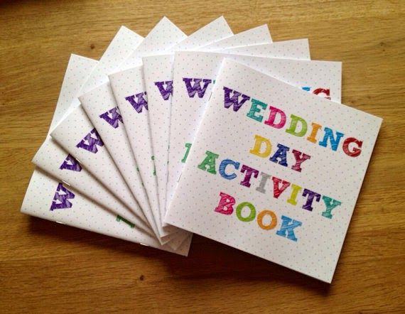 Kids always have a lot of fun at weddings, running everywhere in new exciting settings whilst their parents are having a tremendous time.  H...