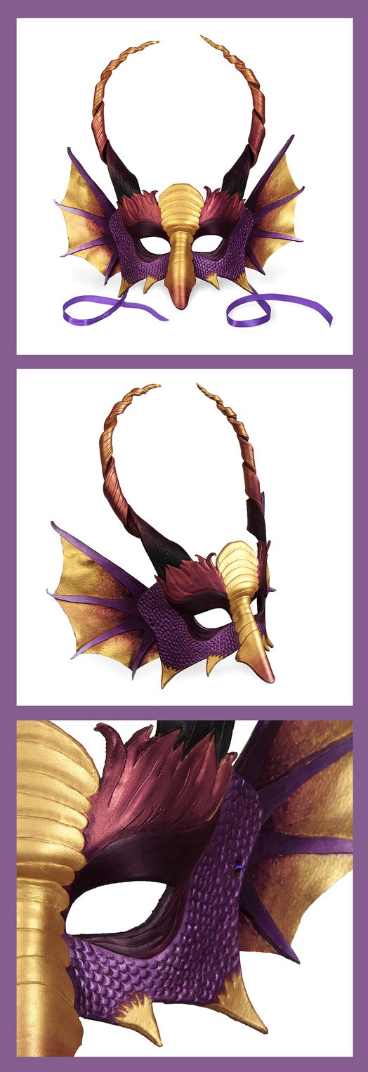 25 best ideas about Dragon mask on Pinterest Dragon