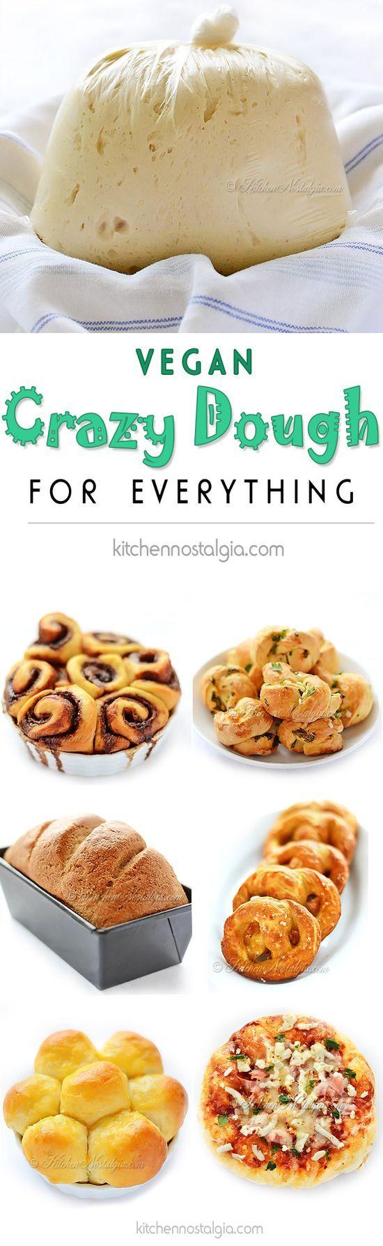 Vegan dough