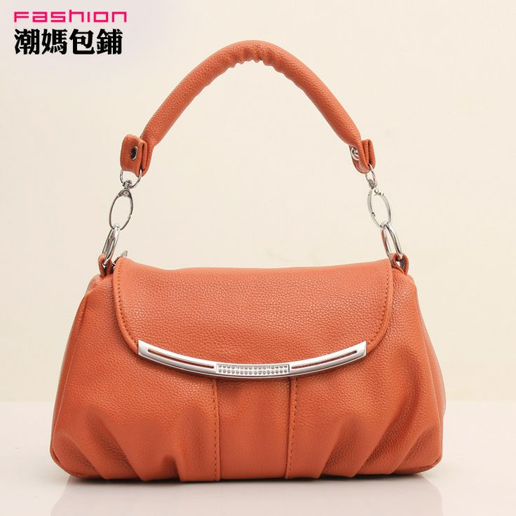 Candy color women bags